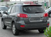 Hyundai Sante Fe II 2.2 CRDi rear 20100612