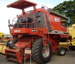 IDEAL 9075 Turbo combine (IH) - 1993