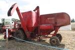 Massey-Harris 780 combine - OUN 386 at barleylands 2011 - IMG 6189