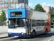 Stagecoach service 200 Devon