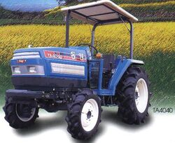 Tong Yang TA4040 MFWD - 1999