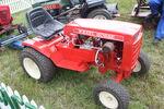 Wheel Horse Raider 14 at Woodcote 09 - IMG 8660