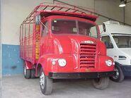 1960s Restored EBRO B35C Cargolorry Diesel
