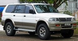 1998-2000 Mitsubishi Challenger (PA) wagon 02