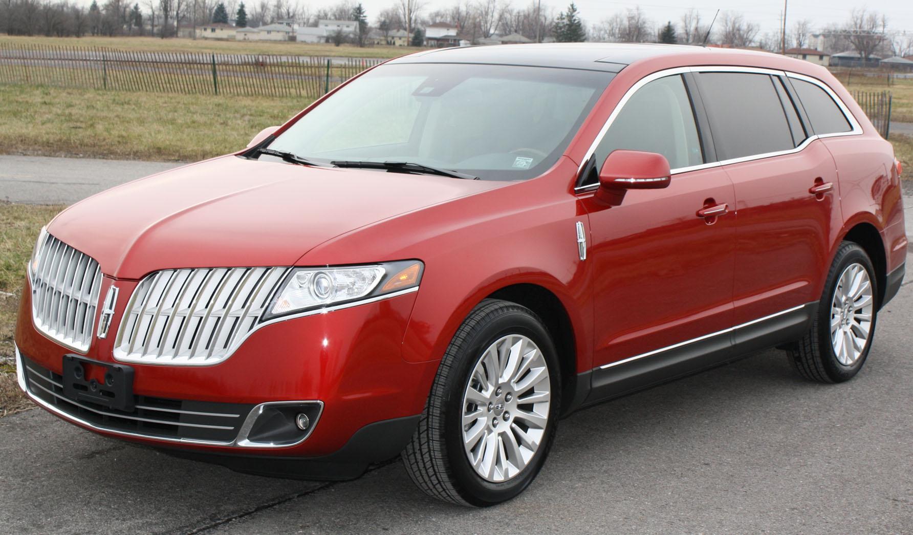 2010 Lincoln Mkt Nhtsa 1