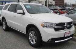 2011 Dodge Durango -- 03-09-2011