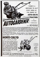 A 1950s Allen Of Oxford Autogardeners