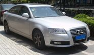 Audi A6L C6 facelift 01 China 2012-04-28