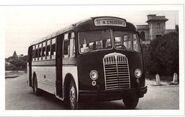 Tangalakis 1953 bus