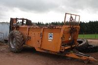 Western Muck spreader at Lanark 11 - IMG 8606