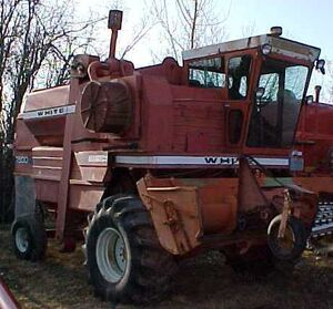 White 7800 | Tractor & Construction Plant Wiki | FANDOM powered by Wikia