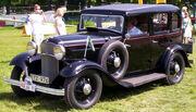 1932 Ford Model 18 160 De Luxe Fordor Sedan EYZ976