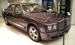 2007 Bentley Arnage T 01