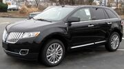 2011 Lincoln MKX -- 03-09-2011 2