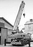 ALLEN- GROVE H2564 Cranetruck 6X4 Diesel