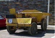 A 1970s Vima Diesel Sitedumper 1T