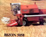 Bizon 5058 combine