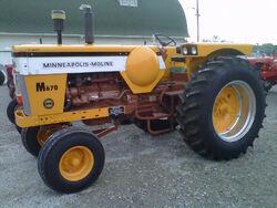 MM M670 Super