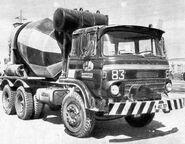 1960s Barreiros Centauro Cementlorry