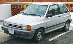 1988-1989 Ford Festiva -- 02-22-2010