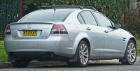 Silver sedan automobile