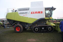 Claas Lexion 580 - Tracked - IMG 4717