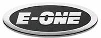 E One logo