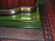 Engineerium beam engine baseplate