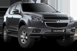 Holden Colorado 7 - 2013