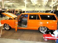 '62 chevy ii wagon profile