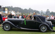 1934 Bentley 3.5 Litre Thrupp & Maberly DHC - svl