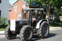 AGCO White 6085 tractor