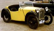 Austin Seven 65 Nippy 2-Seater Sport 1933