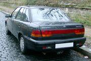 Daewoo Espero rear 20071227