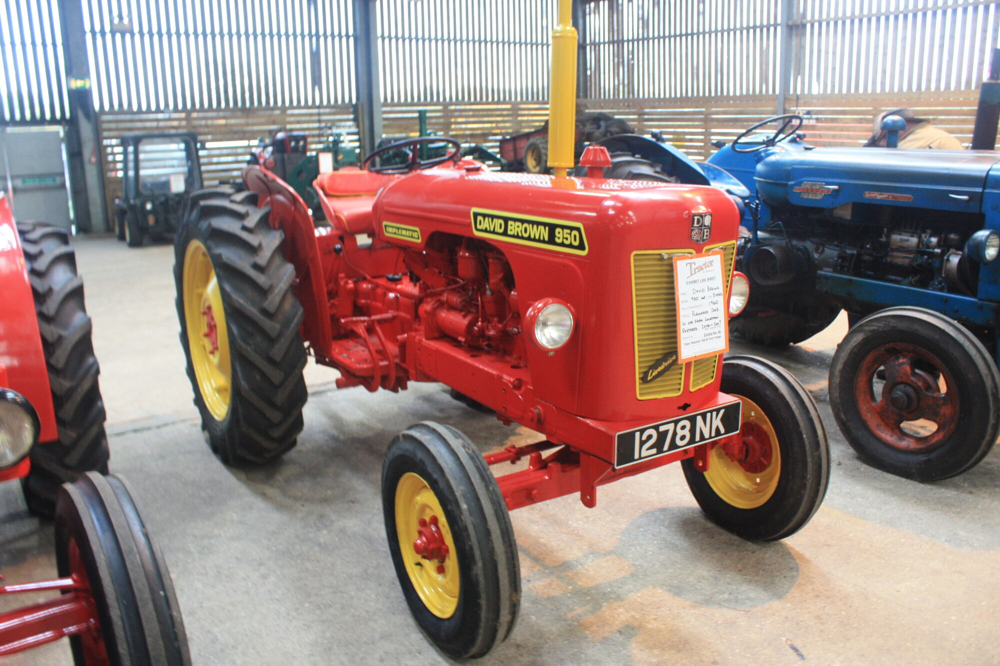 David Brown 950 Implematic | Tractor & Construction Plant Wiki | FANDOM  powered by Wikia