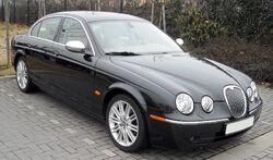 Jaguar S-Type front 20090128