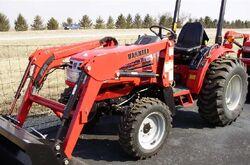 Mahindra 3316 MFWD-2009