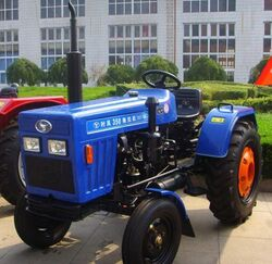 Shifeng 350 (blue) - 2007