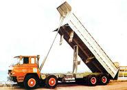 1970s Barreiros Centauro Dumptruck