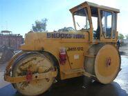 A 1980s Aveling Barford HDC14 Roadroller Diesel