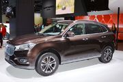 Borgward BX7 at IAA 2015. Spielvogel1