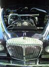 Daimler Sovereign engine bay