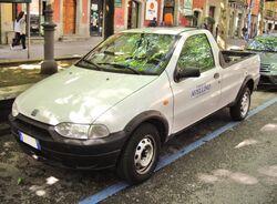 Fiat Strada Pick-Up