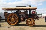 Fowler no. 12905 SM The Monarch KE 2838 at barleylands 09 - IMG 8687