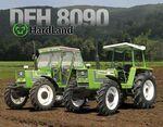 HardLand DFH 80-90 MFWD-2005