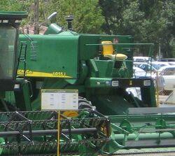 ICM 1055i combine - 2008