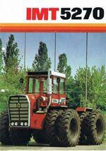 IMT 5270 4WD brochure 2