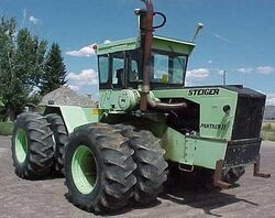 Steiger Panther II 4WD - 1975