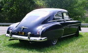 1950 Chevrolet Fastback in West Virginia