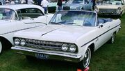 1963 Oldsmobile F-85 conv-white